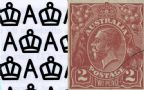 KGV Heads 1926-30 Small Multiple Watermark Perf 14